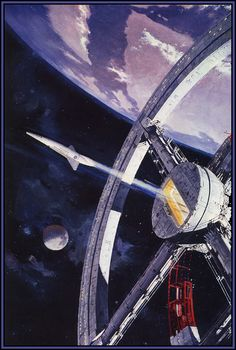 2001: A Space Odyssey - Robert McCall