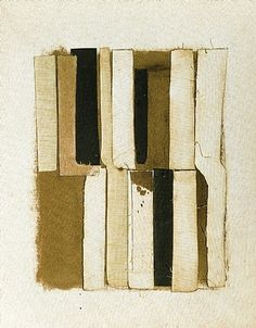 justanothermasterpiece:    Conrad Marca-Relli, Untitled, 1975, collage and mixed media on canvas, 24.1 x 19 inches.