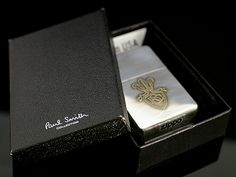 Rakuten: An unused article! Original crest ♪ Zippo writer silver ◆ antique finish- Shopping Japanese products from Japan