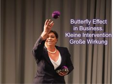 The Butterfly Effect in Business Butterfly Effect, Leadership, Management, Business