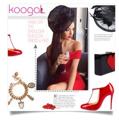 """Koogal"" by linkfari ❤ liked on Polyvore featuring Christian Louboutin, Alexander McQueen and lovekoogal"