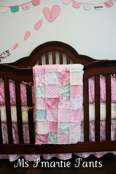 ~ Ms Smartie Pants ~: The Beginning of a Baby Girl Nursery
