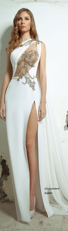 Marwan& Khaled Couture 2015-2016 RTW