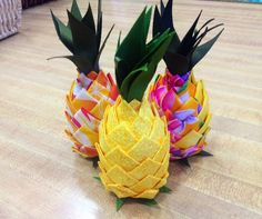 Sewing Pattern For Pineapple Pillow Crafts Pinterest