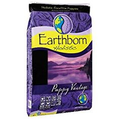 Wells Earthborn Holistic Puppy Vantage Natural Puppy Food 14 lb Bag * To view further for this item, visit the image link. Holistic Dog Food, Holistic Nutrition, Proper Nutrition, Natural Dog Food, Natural Dog Treats, Best Puppy Food, Dog Food Reviews, Dog Food Brands, Best Puppies