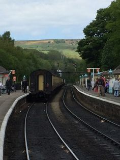 North Yorkshire Moors Railway.