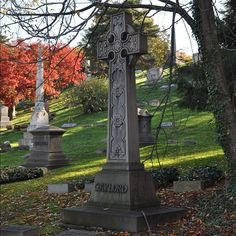 lakeview cemetary photos | Lake View Cemetery in #Cleveland | Cleveland Love!!