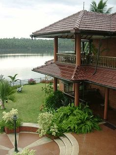 traditional Kerala architecture | DesignFlute