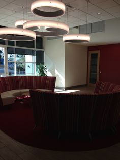 Cable One Tour - Gathering area for collaboration