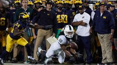 "ANN ARBOR, Mich. — Jim Harbaugh now faces something he has never encountered in his college career. Pressure. After a startling 14-10 upset loss to ""Little Brother"" Michigan State, a bit of the veneer has been stripped bare from the Harbaugh myth here at... - #Jim, #Michigan, #News, #Score, #Spartans, #State, #Upset"