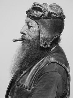 William Harrison (Wolff carbon pencil on Fabriano Artistico 300-pound paper)
