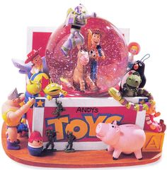 Toy Story 2 Andy's Toy Box