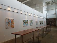 Gallery exhibit Laura Kmetz at Rialto Theatre