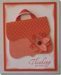 Cute and with a photo tutorial!  http://funtimestampin.blogspot.com/2010/10/poppy-purse-card.html