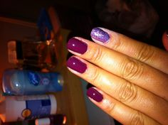 Another angle of my nails