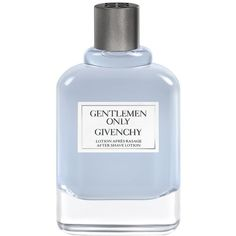 Givenchy 'Gentlemen Only' After Shave Lotion ($49) ❤ liked on Polyvore featuring mens, men's grooming, men's shaving, fillers, beauty, makeup, blue fillers and blue