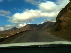 Driving through the Atlas Mountains in #Morocco - #YouTube