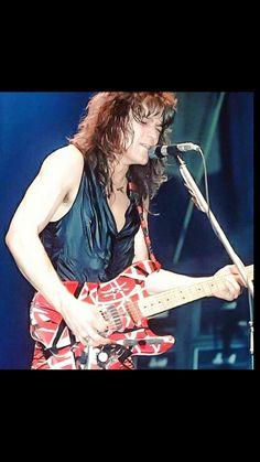 Eddie Eddy Van Halen, Alex Van Halen, Van Halen 5150, David Lee Roth, Greatest Rock Bands, Guitar Players, Rockn Roll, Good Smile, Rock Legends