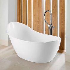 MTI Savoy Freestanding Soaker Tub :: Bath Tub from Home & Stone Ensuite Bathrooms, Bathroom Renos, Bathroom Stuff, Bathroom Ideas, Soaker Tub Free Standing, House Lift, Master Tub, I Coming Home, Plantation Homes