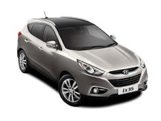 The Hyundai Ix35 Diesel Estate  #carleasing deal | One of the many cars and vans available to lease from www.carlease.uk.com