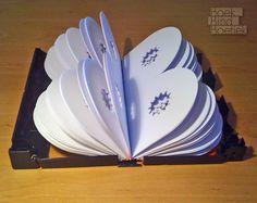 » VHS-tape Books - handmade artist book by Marenne Hoeksema