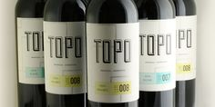 Topo Wines — The Dieline - Branding & Packaging