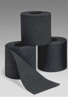Renova Black Toilet Paper/ $15 @ Wishing Fish