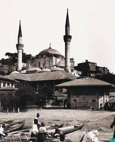 ÜSKÜDAR MEYDANI 1890-1900
