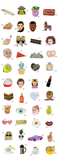 Enamel pin shopping guide