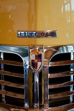 1947 Lincoln Model 76H 2-Door Convertible Coupe