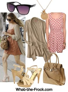 What the Frock? - Affordable Fashion Tips, Celebrity Looks for Less: Celebrity Look for Less: Lauren Conrad Style