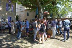 Fête du vin - De vert en verre - Des vignerons comme on les aime à Brin de Cocagne - chambre d'hôtes écologique de charme dans le Tarn près d'Albi - Brin de Cocagne