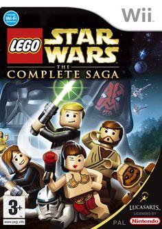 €19,99 + €2,95 verzendkosten  Lego Star Wars the complete saga
