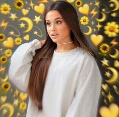 Adriana Grande, Heart Meme, Ariana Grande Wallpaper, Big Sean, Wholesome Memes, Love Memes, Reaction Pictures, Queen, Pretty Woman