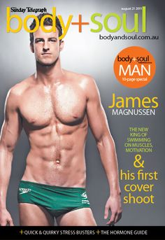 #JamesMagnussen, aka The Missile, like you've never seen him before. August 21, 2011.
