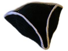 Crochet Pirate Hat