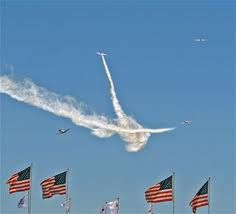 More air show pics.  Picture: Google images