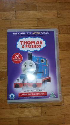 """DVD """"Thomas"""" en anglais"""
