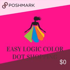 "Easy Logic Color Dot Shopping to Assist w/ Budgets A section in the closet will be created to allow for ""all in one costs"" pricing. The price listed in the TITLE will reflect the amount the item will cost with your $6 shipping added on. The section will include $15 items, $20 items, $25 items and more. We would like to eventually offer a $10 item. Remember item costs refer to total cost to you. So, I discount products to make it easier on your budget when you have a set amount you don't want…"