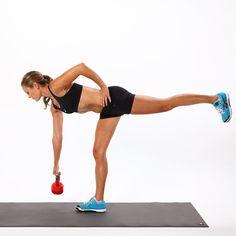 13 Tush-Toning Moves —No Squats Required