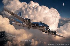 B-17G 'The G.I. Virgin II', by Ron Cole