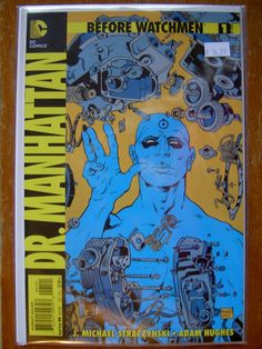 Special for Dr. Manhattan issue 1.