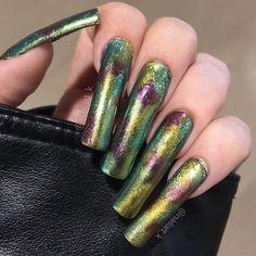 Long Square Nails, Madam Glam, Exotic Nails, Vacation Nails, The Claw, Sexy Nails, Long Nails, Nail Art, Makeup