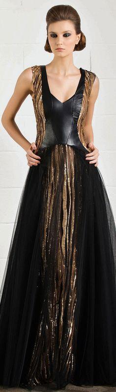 RANI ZAKHEM #black #dress _____________________________ Reposted by Dr. Veronica Lee, DNP (Depew/Buffalo, NY, US)
