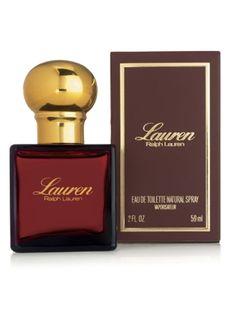 Lauren Eau de Toilette Spray - Classic Lauren All Women's Fragrances - RalphLauren.com
