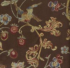 Emery & cie - Fr - Quoi - Tissus - Catalogue - Motifs - Cuir de Cordoue