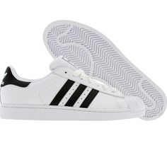 Adidas Superstar II 2 (white / black / white) G17068 - $69.99