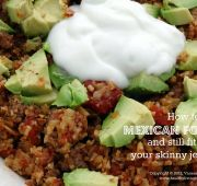 "Fast Paleo » Beefy Mexi ""Cauli"" Rice - Paleo Recipe Sharing Site"