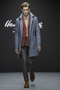 Hardy Amies Men's RTW Fall 2015 - Slideshow