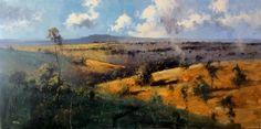 Contemporary Art Gallery Melbourne Australia :: Herman Pekel :: Oils on canvas
